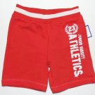 GUM BALLS GUMBALLS Boy&#39;s 18 Months Coral Athletic Long Shorts. NEW