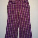HEALTHTEX Girl&#39;s 24 Months Purple Striped Pants