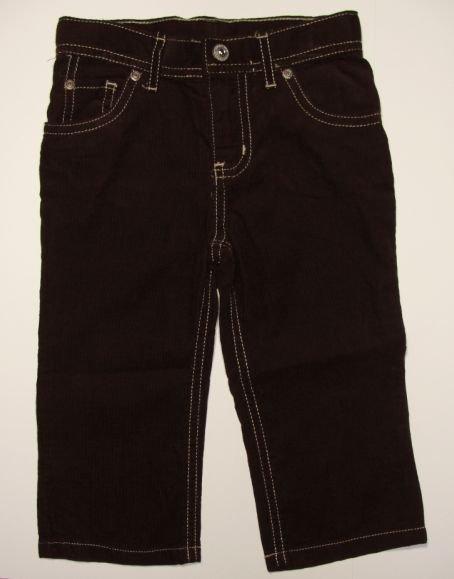 SONOMA Girl's 18 M Lightweight Brown Corduroy Pants