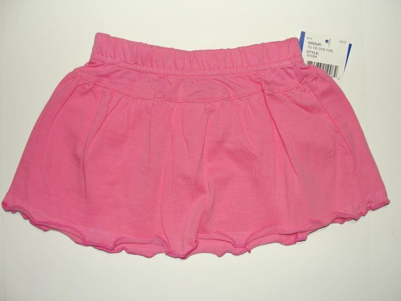 GUMBALLS Girl's 18 Months Pink Skirt, NEW