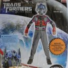 TRANSFORMERS Boy&#39;s Size 7/8 DARK OF THE MOON OPTIMUS PRIME COSTUME, NEW