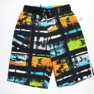 ZEROXPOSUR Boy's Size 8 Microfiber Surf Swim Shorts, NEW