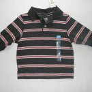 THE CHILDREN'S PLACE Boy's 12 Months Gray Striped Sweater Shirt, NEW