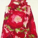BABY GAP Girl's Size 3 Floral Sleeveless Dress, Sundress