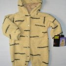 TOTALLY GHOUL Boy's Girl's 6-12 Months TIGER Halloween Costume, NEW