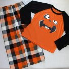CARTER'S Boy's Size 4T HALLOWEEN MONSTER Pajama Set, New