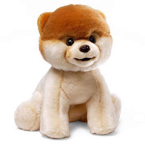 """GUND WORLD'S CUTEST DOG BOO, Plush 9"""", NEW"""