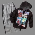LEGO STAR WARS THE FORCE Boy's Size 4 Hoody Jacket Pants Set, Outfit, NEW