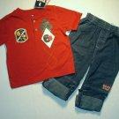 DISNEY Boy's 3T POOH And TIGGER 3-Piece Pants Set, NEW
