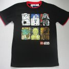 LEGO STAR WARS Boy's Size 14/16 Alliance, Rebels T-Shirt, NEW