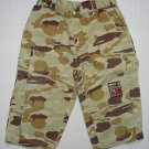 BASS CREEK OUTFITTERS Boy's Size 18 Months CAMO Denim CARGO Camoflauge Pants