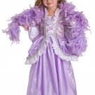 LITTLE ADVENTURES Girl's Size 7-9 Year RAPUNZEL FULL COSTUME, NEW