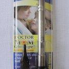 Dr Mom Third Generation Slimline Stainless LED Light Pocket Ear Otoscope, new