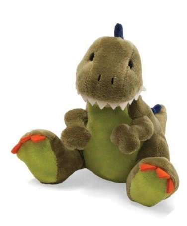 GUND ANIMAL CHATTER DINO ROARS T-REX TYRANNOSAURUS Dinosaur with Sound, NEW