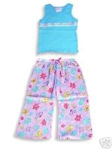 SARA'S PRINTS PIJAYZ Girls Size 3 Pajama Set