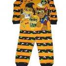 PAW PATROL Size 4T Glow-In-The-Dark Halloween Pajama Set