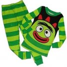 YO GABBA GABBA BROBEE Boy's Size 4 Pajama Pants Set