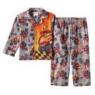 Nickelodeon Boy's Size 3T OR 4T BLAZE Monster Machines Flannel Pajama Coat Set