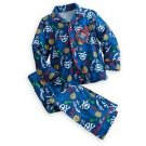 JAKE and the Neverland Pirates Size 4 Flannel Pajama Sets, Gift