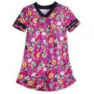Minnie Mouse Girl's Size 3 Figaro Nightgown, Nightshirt