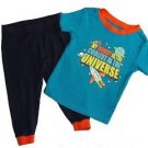 THE CHILDREN'S PLACE 9-12 Months Mommy Coolest Universe Pajama Set