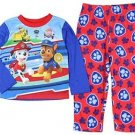 PAW PATROL Toddler Boy's 3T, 4T OR 5T Fleece Pants Pajama 2 Piece Set