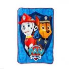 "PAW PATROL Twin 60"" X 46"" Plush Children's Blanket Throw"