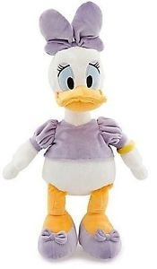 Disney Daisy Duck Plush Stuffed Toy, 19''