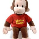 GUND Classic Children's Monkey Curious George in Red Shirt 16""