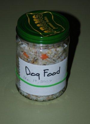 Make Your OwnHealthy Safe Dog Puppy Food Recipes eBook