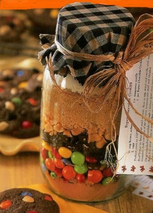 700+ Gift Basket  Themes & Gifts In Jar Recipes eBooks