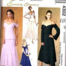 McCall's 4302    Very Romantic Dress Ensemble  Size 10-16