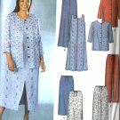 Simplicity Pattern 7102 Easy To Sew Dress Ensemble Size 26-32W (EUR 52-58 FR. 54-60)