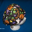 SURGICAL,MEDICAL,DOCTOR, SCRUB HAT/CAP SEASONAL HALLOWEEN TRICK OR TREAT