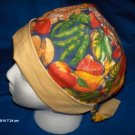 SURGICAL SCRUB CAP HAT PIXIE EASY FIT ALL THINGS FALL