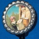 CHRISTMAS DAYS GONE BY  Badge Reel ID Holder Epoxy Sealed Image