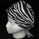 ZEBRA Nurses Women Surgical Scrubs Comfy Scrub Caps Medical Ladies Pixie Cap Hats Hat