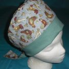 Ladies Scrubs Hats Pixie Cap Scrub Caps Surgical Medical Hat Hats Ducks And Chickens