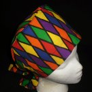 Cheap Ladies Pixie Surgical Medical Scrub Caps  LOTS OF COLORS DIAMONDS