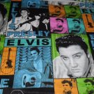 Ladies Scrubs Banded Bouffant Scrub Cap Surgery Medical Caps Lots ELVIS PRESLEY