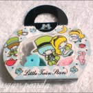 sanrio little twin star eraser set