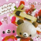 kamio cafe cafe mini memo pink