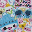 crux winter time pals mini memo pad