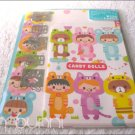 q-lia candy dolls letter set
