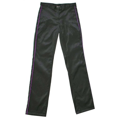 Todd Oldham Jenas TO2 Stretchy Black Nylon Pants Juniors Size 5 (S) Small