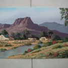 Original Oil Painting - South African Artist - Rawsonville