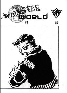 MONSTER WORLD #1