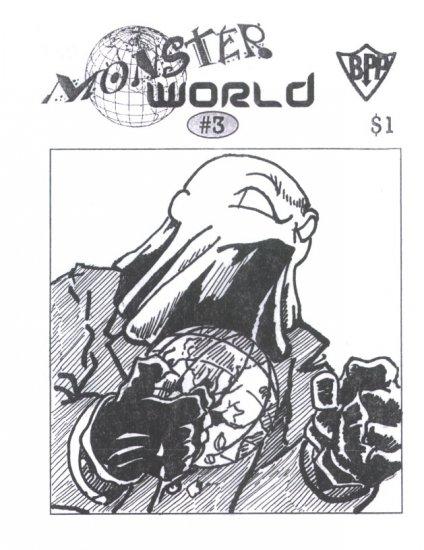 MONSTER WORLD #3