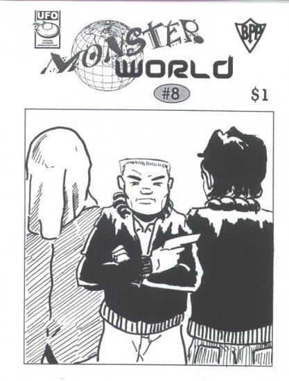 MONSTER WORLD #8