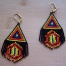 Arrows Fringe Earrings